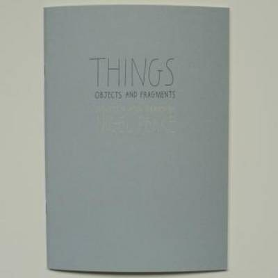Nigel Peake - Things. Objects and Fragments (Paperback)