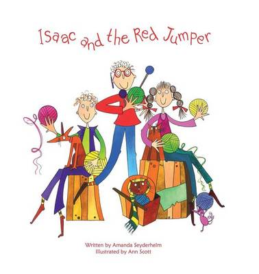 Isaac and the Red Jumper (Paperback)