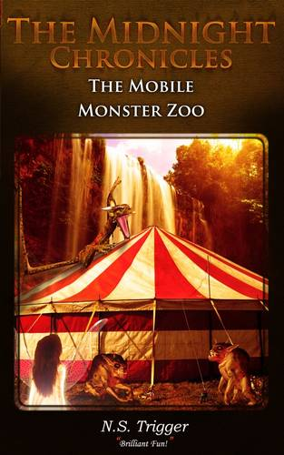 The Mobile Monster Zoo - Midnight Chronicles (Paperback)