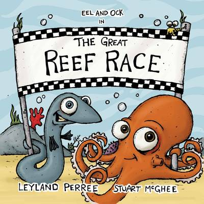 The Great Reef Race (Paperback)