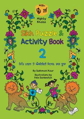 Sikh Puzzle & Activity Book: No. 2 (Paperback)