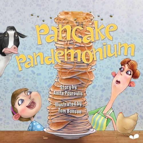 Pancake Pandemonium (Paperback)