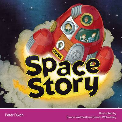 Space Story: Miss Wacky's Day Out (Paperback)