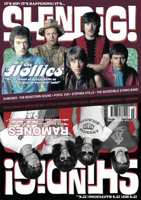 Shindig!: No.15 - Hollies vs. Ramones (Paperback)