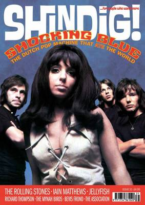 Shindig!: Shocking Blue: The Dutch Pop Machine That Ate the World No. 31 (Paperback)