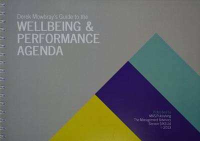 Guide to the Wellbeing and Performance Agenda: Derek Mowbray's Guide to the Wellbeing and Performance Agenda (Spiral bound)