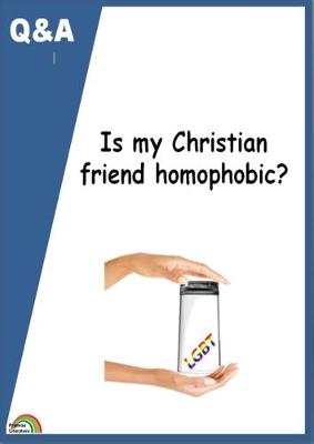 Is My Christian Friend Homophobic? - Promise Literature 1 (Paperback)