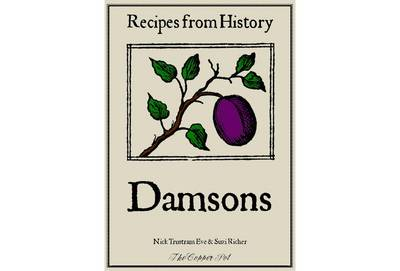Damsons - Recipes from History