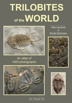 Trilobites of the World: An Atlas of 1000 Photographs (Paperback)