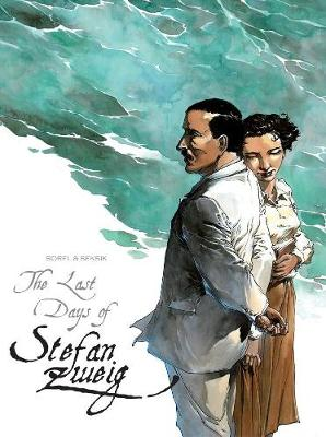 The Last Days Of Stefan Zweig (Paperback)