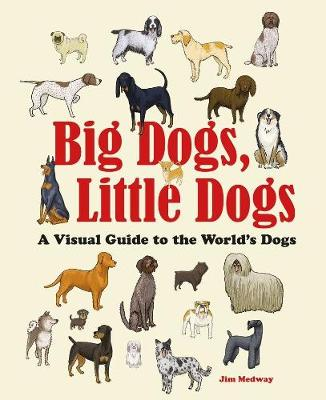Big Dogs, Little Dogs: A Visual Guide to the World's Dogs - Big & Little (Hardback)