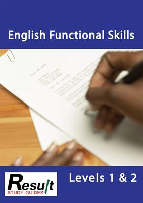 English Functional Skills: Levels 1 & 2 (Paperback)