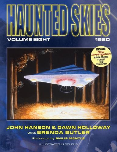 Haunted Skies Volume 8 (Paperback)