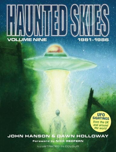 Haunted Skies Volume 9 (Paperback)