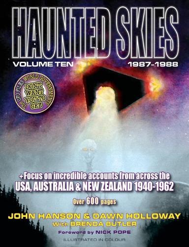 Haunted Skies Volume 10 (Paperback)