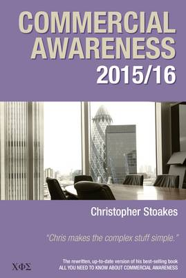 Commercial Awareness 2015/16 (Paperback)