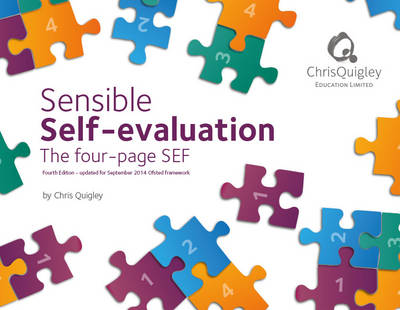 Sensible Self-Evaluation: The Four-Page Sef