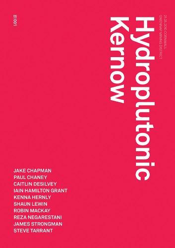 Hydroplutonic Kernow - Urbanomic / Redactions (Paperback)