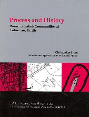 Romano-British Communities at Colne Fen, Earith (Hardback)