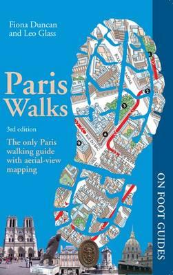Paris Walks - On Foot Guides (Paperback)