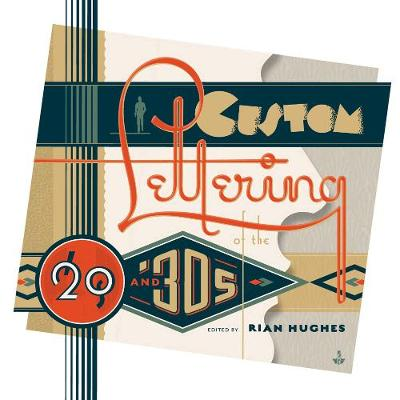 Custom Lettering Of The 20s And 30s (Paperback)