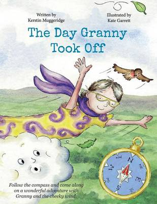 The Day Granny Took off (Paperback)