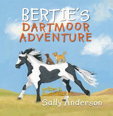 Bertie's Dartmoor Adventure - Bertie Books (Spiral bound)
