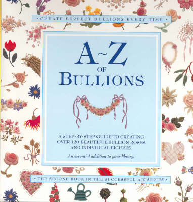 A-Z of Embroidered Motifs - A-Z Embroidery Series (Spiral bound)