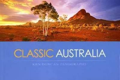 Classic Australia: Spectacular Panoramic Views (Paperback)