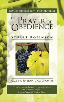 The Prayer of Obedience (Paperback)