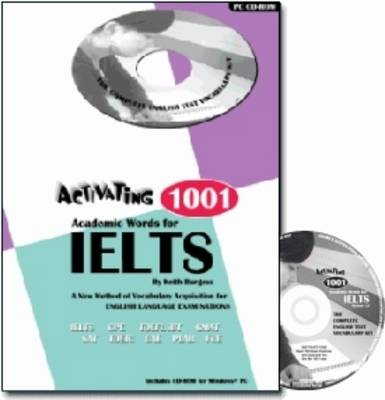 Activating 1001 Academic Words for IELTS (Board book)