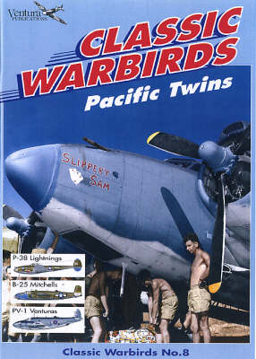Pacific Twins - Classic Warbirds v. 8 (Paperback)