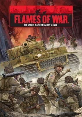 """""""Open Fire"""" Flames of War: The World War II Miniatures Game"""