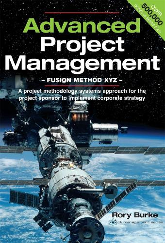 Advanced Project Management-Fusion Method XYZ (Paperback)