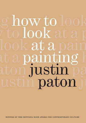 How to Look at a Painting (Hardback)