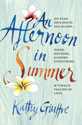 An Afternoon in Summer (Paperback)