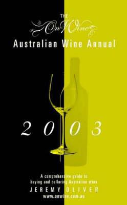 On Wine Australian Wine Annual: 2003 (Paperback)