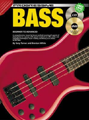 Progressive Bass Guitar: CD Pack: For Beginner to Advanced Students