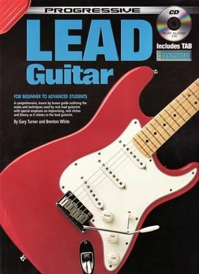 Progressive Lead Guitar: CD Pack