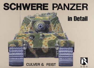 Schwere Panzer in Detail (Hardback)