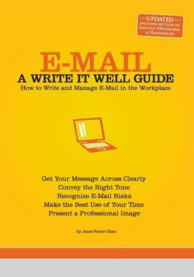 E-Mail: A Write it Well Guide (Paperback)