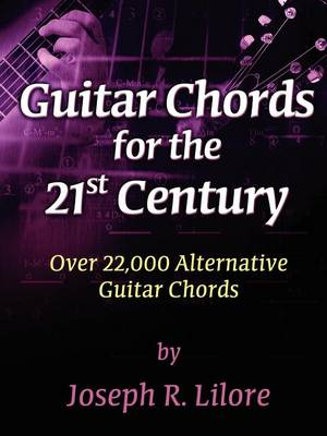 Guitar Chords for the 21st Century (Paperback)
