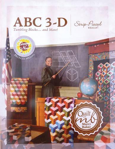 ABC 3-D Tumbling Blocks... and More! (Paperback)