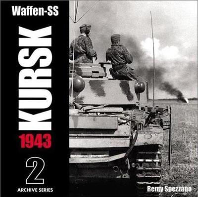 Waffen-Ss Kursk Vol.2 (Hardback)