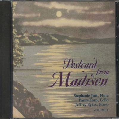 Postcard from Madison, Volume 1 - Postcard from Madison 1 (CD-ROM)