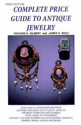 Complete Price Guide to Antique Jewelry (Paperback)