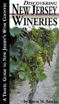 Discovering New Jersey Wineries (Paperback)