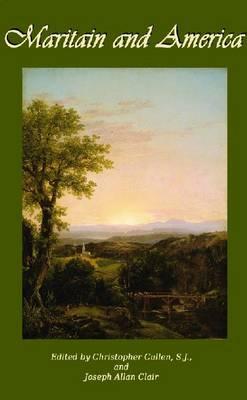 Maritain and America (Paperback)