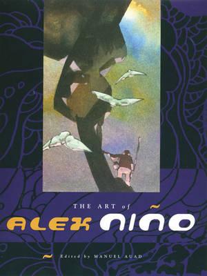 The Art Of Alex Nino (Paperback)