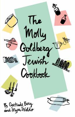 Molly Goldberg Jewish Cookbook (Paperback)